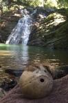 Harry loves waterfalls!